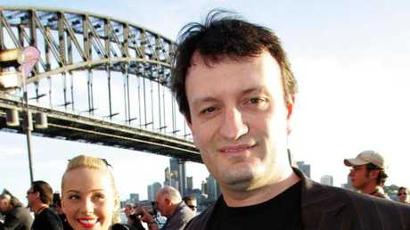 Wolstencroft said his critcs are 'bullies' in another Facebook rant. Picture: Newscorp Australia.