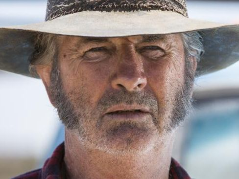 Aussie 'Wolf Creek' actor John Jarratt has responded to sexual assault accusations. Picture: Supplied.