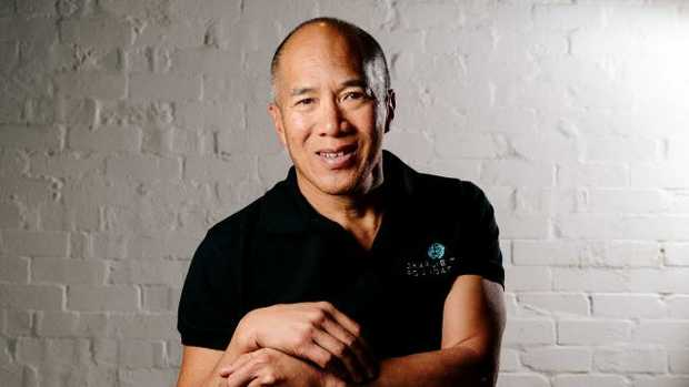 Brain surgeon Charlie Teo says too much charity money is spent on admin costs. Picture: Newscorp Australia.
