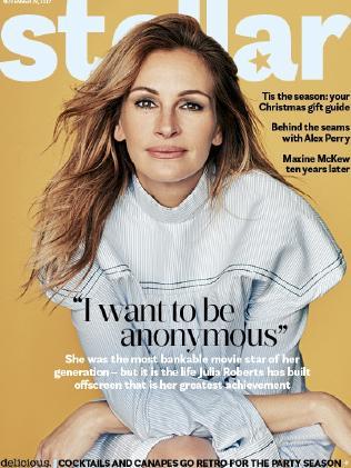 Carole Smith features in Stellar magazine.