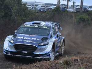 Rally Australia - WRC Pilbara Reverse