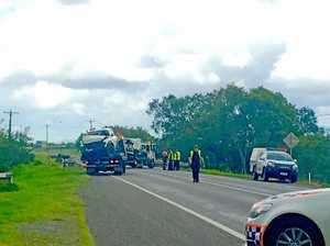 53-year-old Marian man dies in Bruce Hwy crash