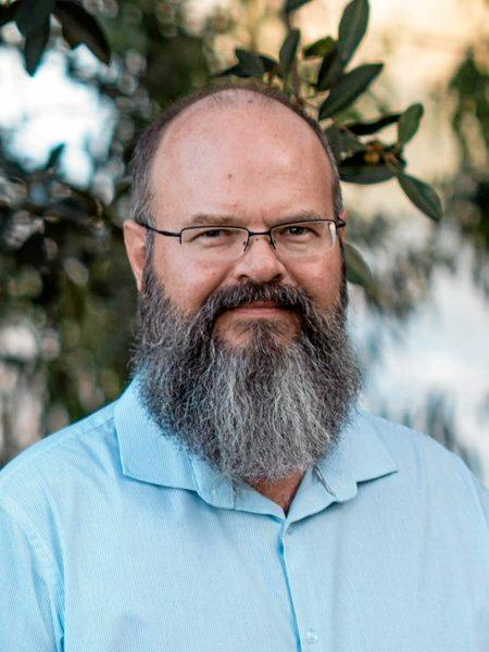 Keith Muller, The Greens candidate for Ipswich West