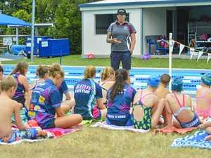 Jade Edmistone Oncore Academy coaching clinic