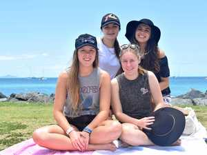 Schoolies flock to Airlie Beach