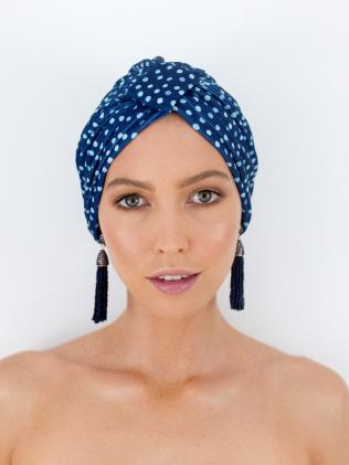 The Louvelle shower turban.