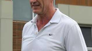 Tony Smith on the Gold Coast in 2015. Picture Glenn Hampson