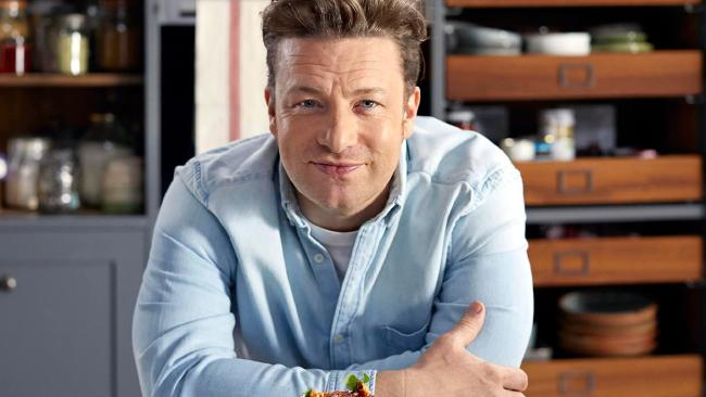 At 42 and after 18 years on TV Jamie Oliver says his priorities have changed. Picture: Supplied.