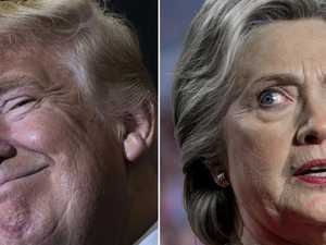 Trump dares 'loser' Clinton to run again