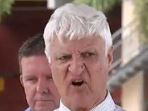Hosts lose it over Katter's bizarre marriage rant