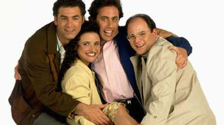 Seinfeld, groundbreaking (and sometimes very rude) TV.