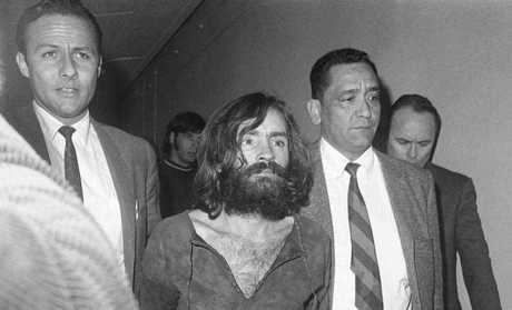 Notorious killer Charles Manson has died in his US prison.