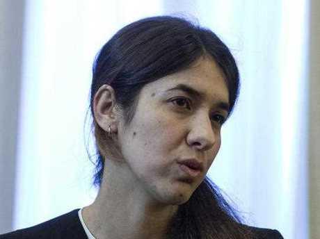 Iraqi Yazidi Nadia Murad Basee Taha