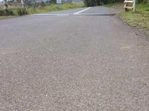 New access road for Toonumbar Dam