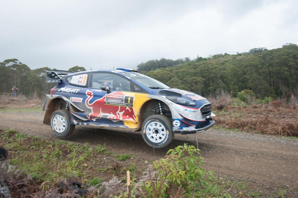 Kennards Rally Australia Pilbara Sunday Morning.Sebastian Ogier ...