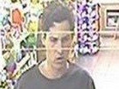 Police believe this man may be able to held with investigations into a stolen vehicle.