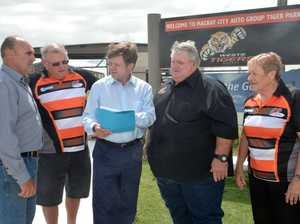 Funding for Wests Tigers