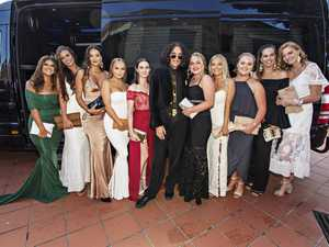 Kingscliff High Formal 15.11.17 - Bianca Fisher, Kate