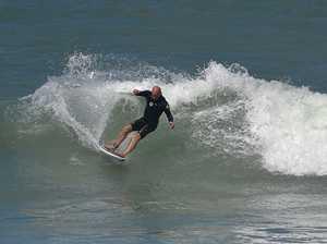 Wave of the day at Alexandra Headland. November 20