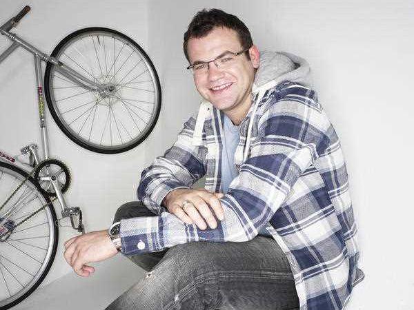 Ruslan Kogan, founder of online retailer Kogan. Mr Kogan has been named in the 2014 Australian BRW Rich 200 list.