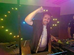 DJ Mikey clocks off after 10 years with Cooroy Disco
