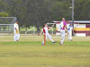 Pace and runs win the day for young Nanango players