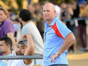 Swifts president Robbie Carr.