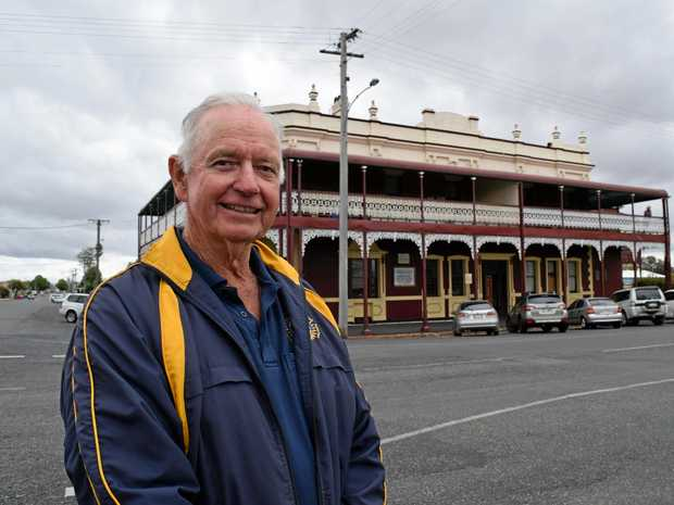JIVE: Bruce Fanning was one of The K-Dels, stars of Warwick's 1960s live music scene.