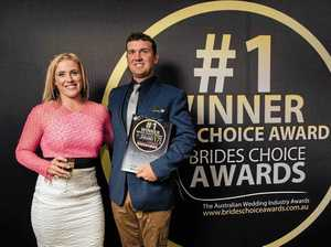 WINNERS: Downs venue is crowned brides' top choice