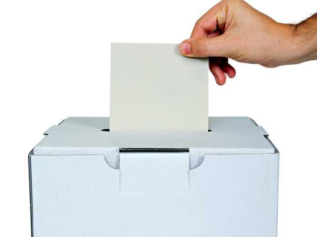 Voting - blank