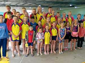 Swimming club going strong as mid-season nears