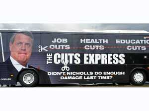 CQ's job security fears raised by 'Nightmare Express' bus