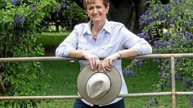 One Nation candidate Jane Truscott.