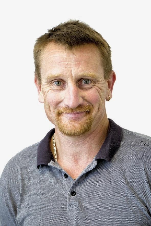 The Gladstone Observer's sports reporter Nick Kossatch.Photo Paul Braven / The Observer