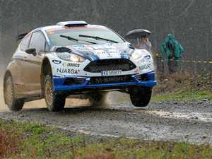 WRC Sunday stages
