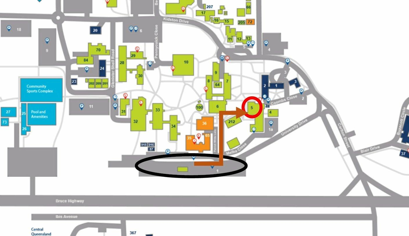 cqu bundaberg campus map Rockhampton Candidates Debate Set To Ignite Passions At Cqu cqu bundaberg campus map