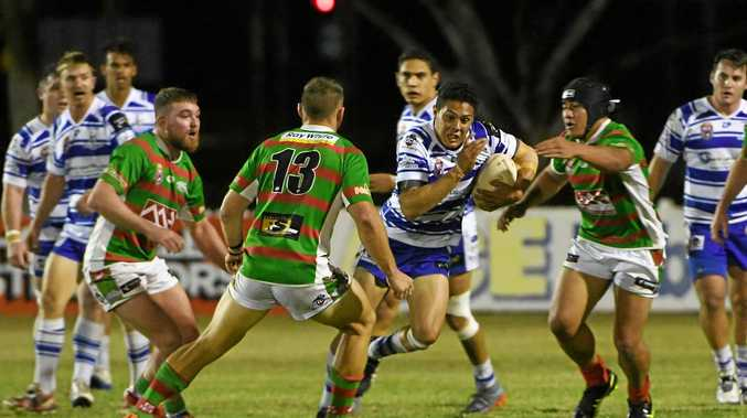NIGHT LIGHTS: Brothers could be defending their Bundaberg Rugby League title on a Saturday night next season.