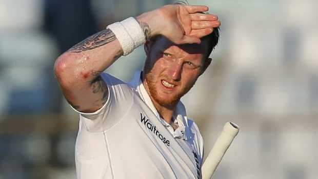 There could be a Ben Stokes sighting in Australia shortly.