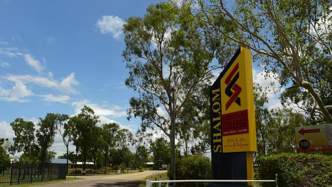 Shalom College in Kirwan. Picture: Evan Morgan