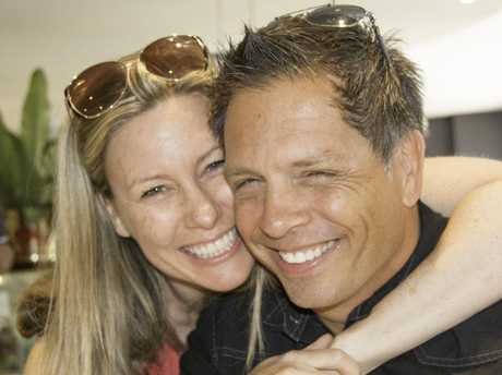Justine Damond Ruszczyk and her fiance Don Damond lived together for two years before her death. Picture: Supplied