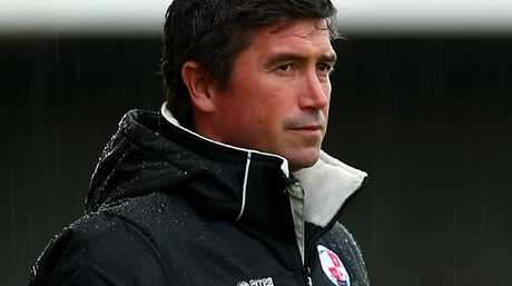 Harry Kewell is finding life hard in the managerial world.