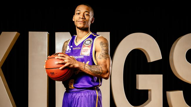 Sydney Kings MVP Jerome Randle. Picture: Jonathan Ng.