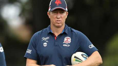 Trent Robinson has plenty riding on the Cronk-Pearce movement.