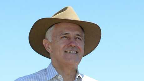 PM Malcolm Turnbull pledged to fund the entire project.