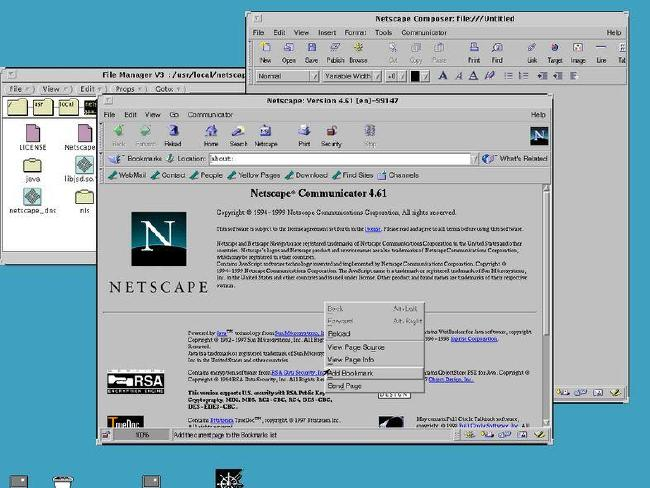 While Netscape didn't stand the test of time quite like its chief rival internet Explorer has, its open-source transition into Mozilla did eventually birth Firefox.