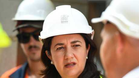 Premier Annastacia Palaszczuk continually refuses the offer for financial help from PM Malcolm Turnbull.