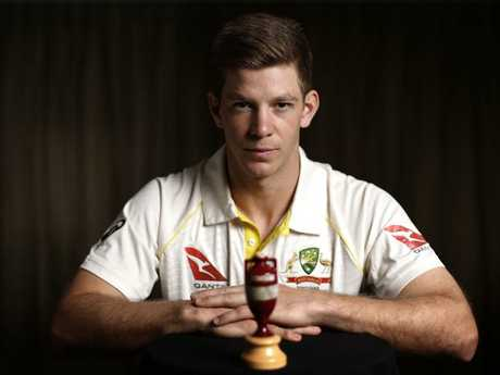 Tim Paine was the shock inclusion in Australia's squad for the first Test.