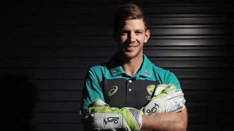 Tim Paine's call-up surprised Allan Border.