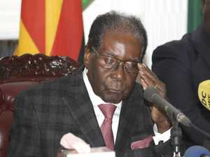 Jubilation as Mugabe quits