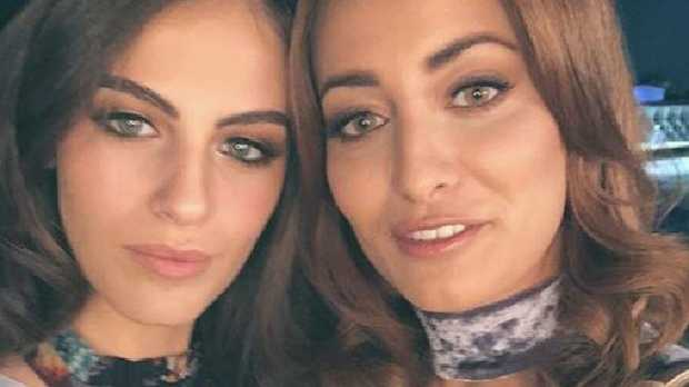 Miss Universe selfie sparks major outrage among some social media users. Picture: Sarah Idan/Instagram